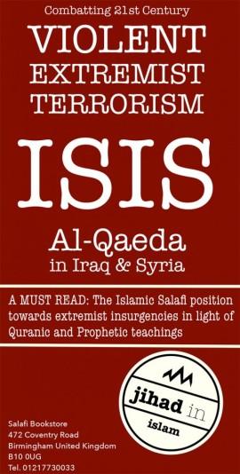 """Combatting ISIS Al-Qaeda & """"Islamist"""" Insurgencies Worldwide"""