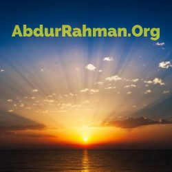 AbdurRahman.Org